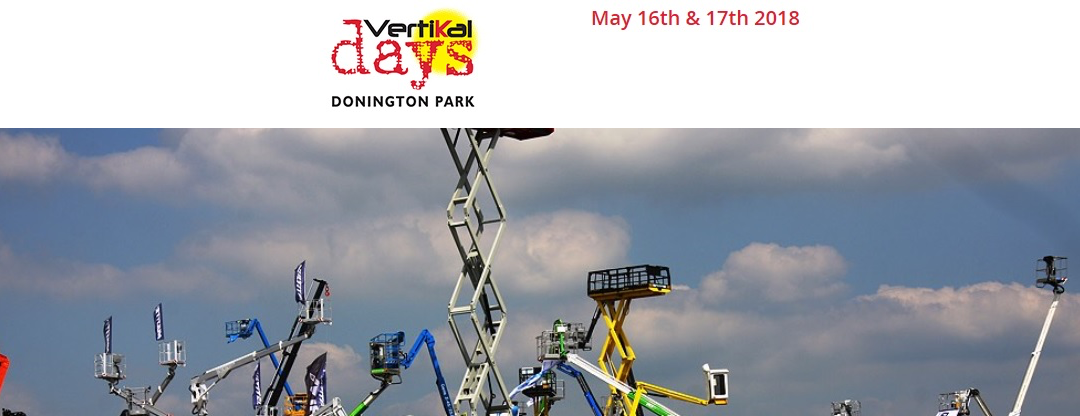 Vertikal Days at Donington Park in Leicestershire, UK, 16.-17.5.2018