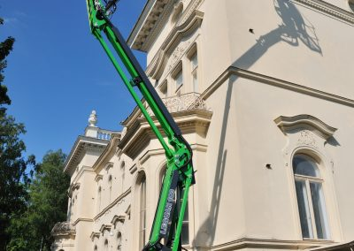 Leguan-160-spider-lift-with-4wd